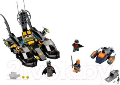 Конструктор Lego Super Heroes Погоня в бухте на Бэткатере (76034) - общий вид