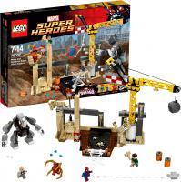 Конструктор Lego Super Heroes Рино и Песочный человек против Супергероев (76037) -