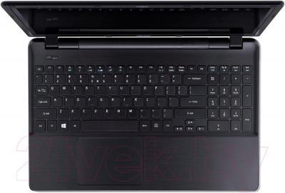 Ноутбук Acer Aspire E5-511G-P1AZ (NX.MQWER.005) - вид сверху