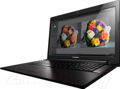 Ноутбук Lenovo IdeaPad Z7080 (80FG003KRK) - вполоборота