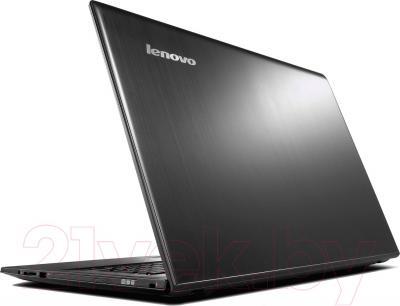 Ноутбук Lenovo IdeaPad Z7080 (80FG003KRK) - вид сзади
