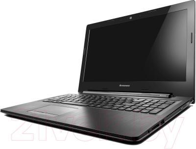 Ноутбук Lenovo IdeaPad G5045 (80E3006BRK) - вполоборота