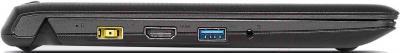 Ноутбук Lenovo Flex 10 (59436723) - вид сбоку