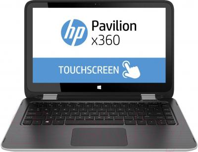 Ноутбук HP Pavilion x360 13-a150nr (K1Q29EA) - общий вид