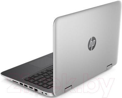 Ноутбук HP Pavilion x360 13-a150nr (K1Q29EA) - вид сзади