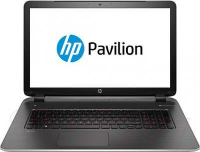 Ноутбук HP Pavilion 17-f203ur (L1T87EA) - общий вид