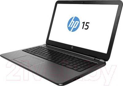 Ноутбук HP 15-g200ur (L1S10EA) - вполоборота
