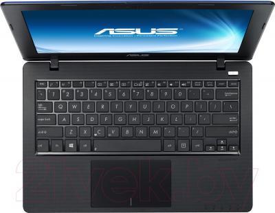 Ноутбук Asus X200MA-KX433H - вид сверху