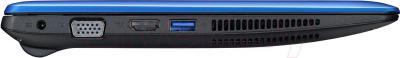 Ноутбук Asus X200MA-KX433H - вид сбоку