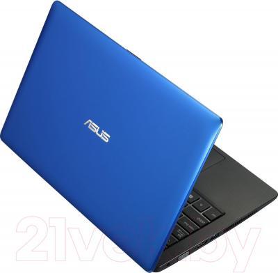 Ноутбук Asus X200MA-KX433H - вид сзади