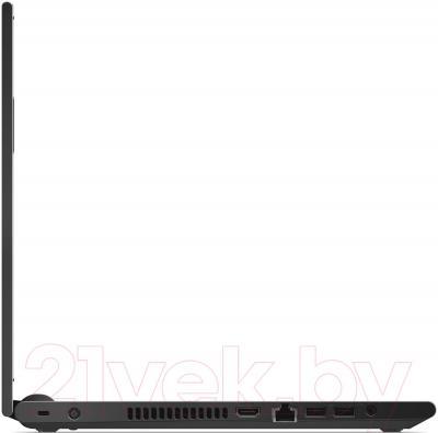Ноутбук Dell Inspiron 3542 (3542-8588) - вид сбоку