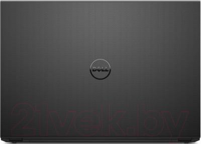 Ноутбук Dell Inspiron 3542 (3542-8588) - вид сзади