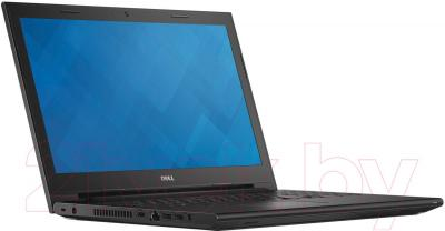 Ноутбук Dell Inspiron 3542 (3542-9212) - вполоборота