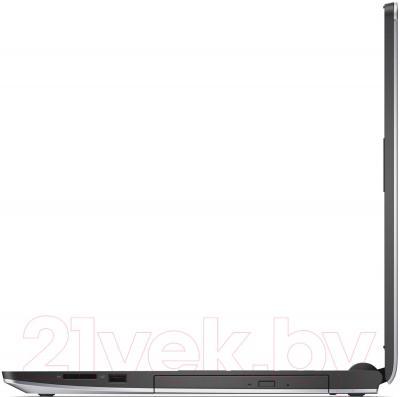 Ноутбук Dell Inspiron 5748 (5748-8823) - вид сбоку