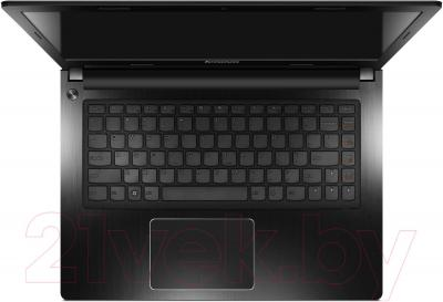 Ноутбук Lenovo IdeaPad S4070 (80GQ0005RK) - вид сверху