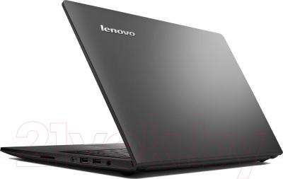 Ноутбук Lenovo IdeaPad S4070 (80GQ0005RK) - вид сзади