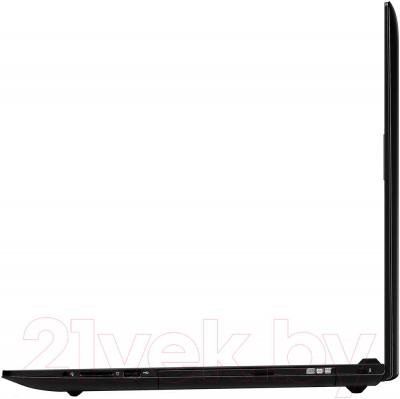 Ноутбук Lenovo IdeaPad G7070 (80HW001ARK) - вид сбоку