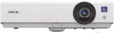 Проектор Sony VPL-DX142 - вид спереди