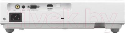 Проектор Sony VPL-DX142 - вид сзади