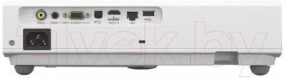 Проектор Sony VPL-DX147 - вид сзади