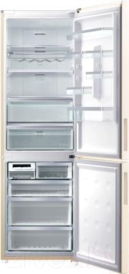 Холодильник с морозильником Samsung RL59GYBVB/BWT - внутренний вид