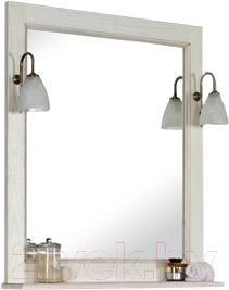 Зеркало для ванной Акватон Жерона 85 (1A1587K1GEM40) - общий вид