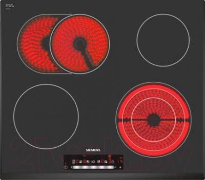Электрическая варочная панель Siemens ET651FD17