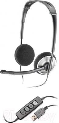 Наушники-гарнитура Plantronics Audio 478 - общий вид
