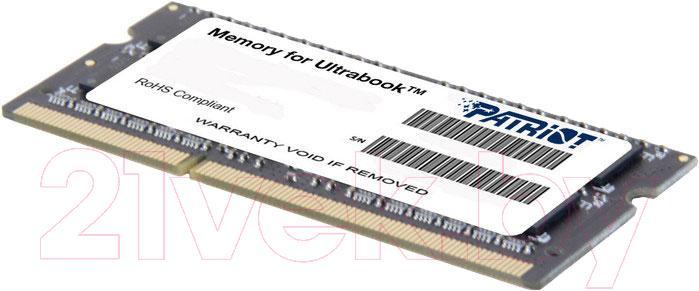 Оперативная память DDR3L Patriot