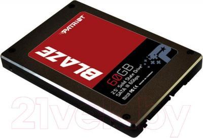SSD диск Patriot PB60GS25SSDR - общий вид