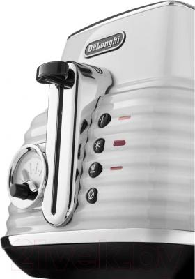 Тостер DeLonghi CTZ 2103.W - общий вид