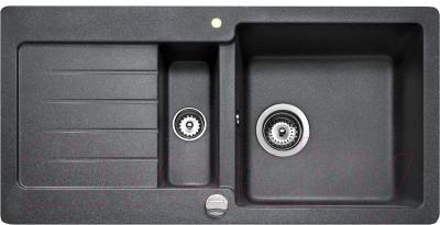 Мойка кухонная Teka Kea 60 B-TG / 40143359 (карбон) - общий вид