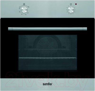 Газовый духовой шкаф Simfer B6GM12001