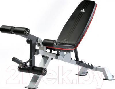 Скамья многофункциональная Adidas Elite Utility Bench ADBE-10237 - общий вид