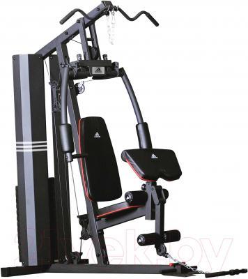 Силовой тренажер Adidas ADBE-10250 (черно-бело-красный) - общий вид