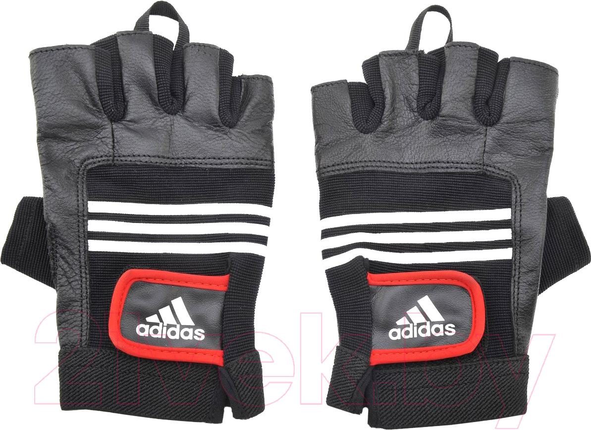 Перчатки для пауэрлифтинга Adidas