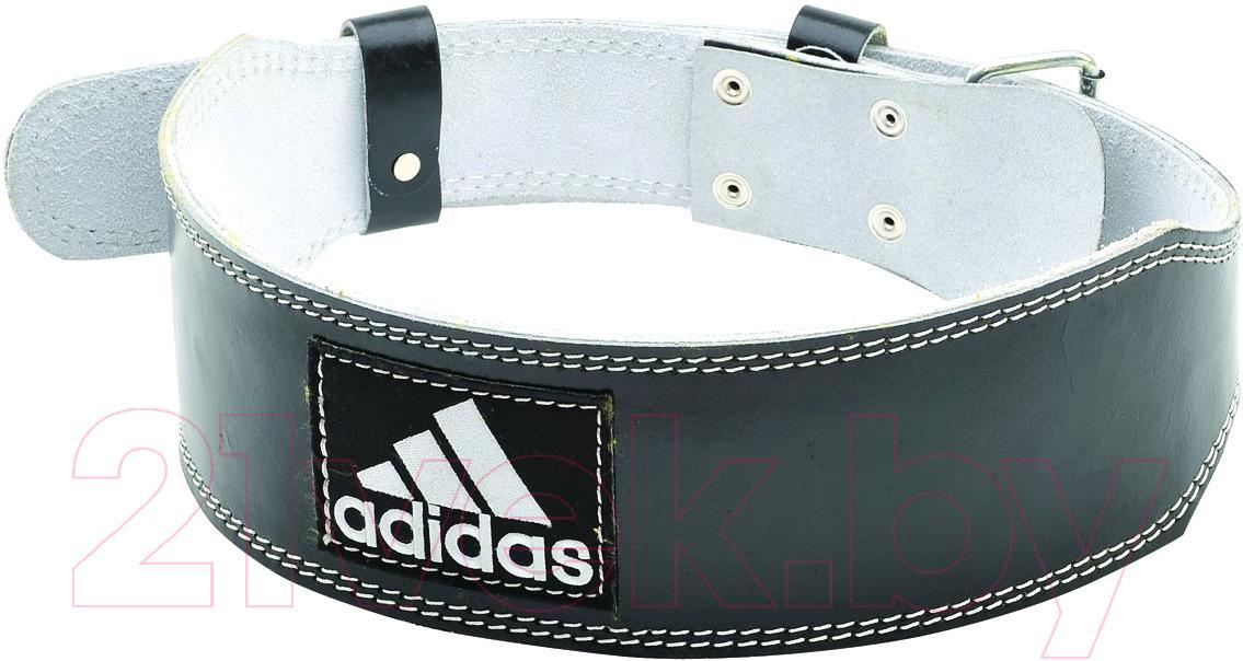 Пояс для пауэрлифтинга Adidas