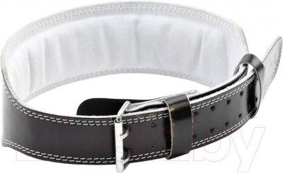 Пояс для пауэрлифтинга Adidas Leeather Lumbar Belt S/M ADGB-12234