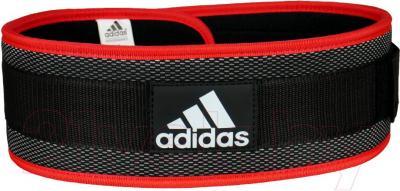 Пояс для пауэрлифтинга Adidas Nylon Lumbar Belt XXL ADGB-12240