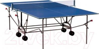 Теннисный стол Joola Clima Outdoor 11600-N (синий) - общий вид