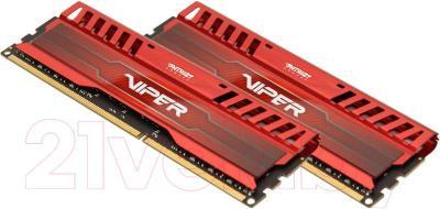 Оперативная память DDR3 Patriot PV316G160C9KRD - общий вид