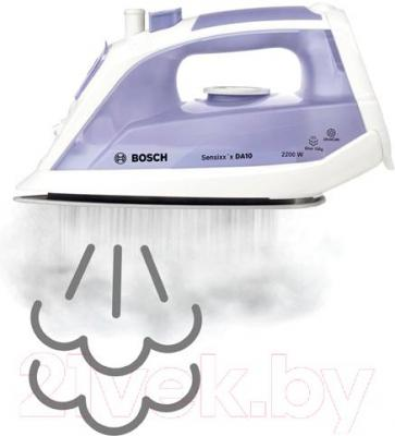 Утюг Bosch TDA1022000 - паровой удар