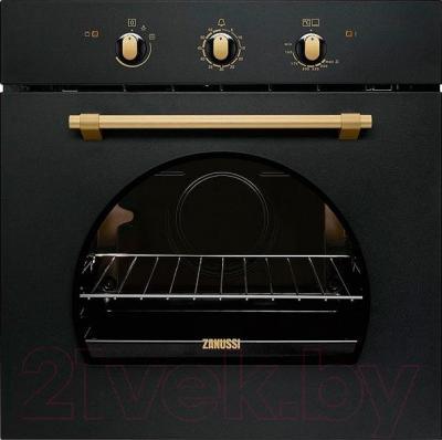 Газовый духовой шкаф Zanussi ZOG511217C - общий вид