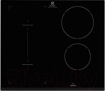 Индукционная варочная панель Electrolux EHI96740FK - общий вид