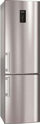 Холодильник с морозильником AEG S96391CTX2
