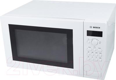 Микроволновая печь Bosch HMT84G421R - вид спереди
