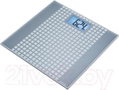 Напольные весы электронные Beurer GS206 Squares - общий вид