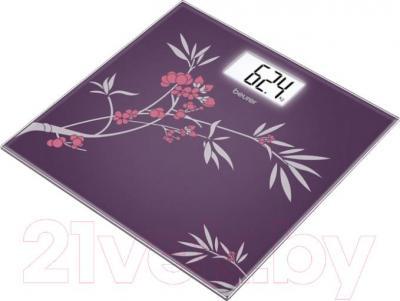 Напольные весы электронные Beurer GS207 Spring - общий вид