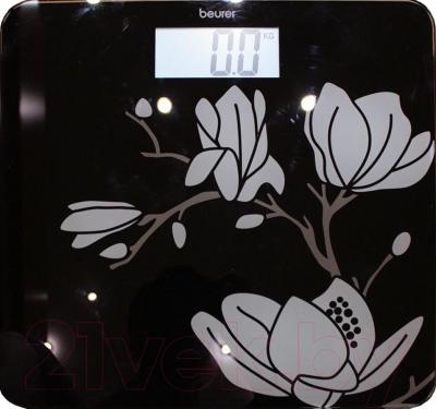 Напольные весы электронные Beurer GS211 - общий вид