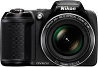 Компактный фотоаппарат Nikon Coolpix L340 (черный) -